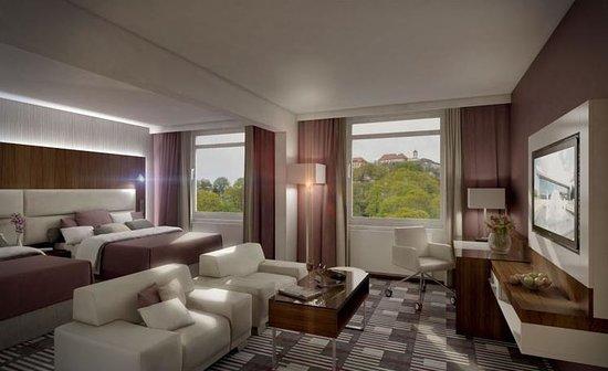 VV Hotel: Interior