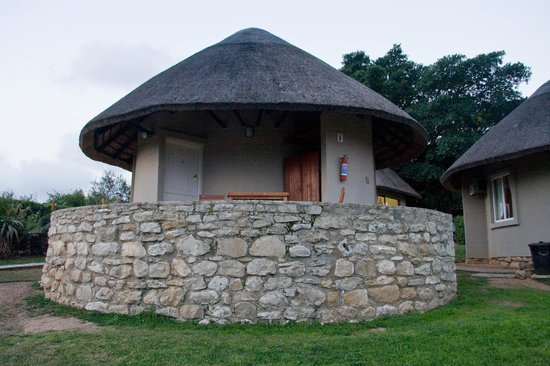 Addo Rest Camp: Rondavel