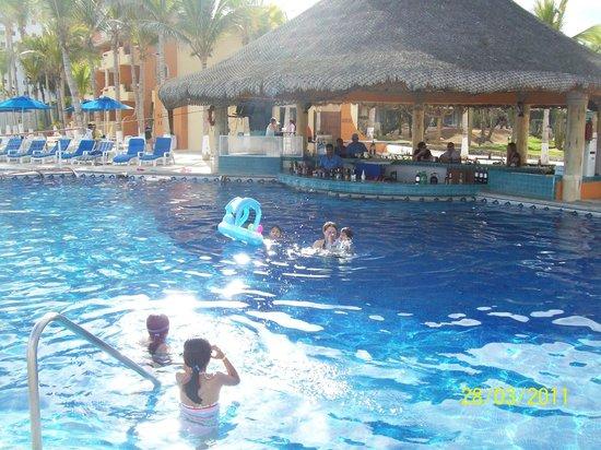Posada Real Los Cabos: la alberca del hotel