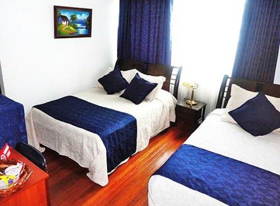 Hotel Casa Paulina: Interior