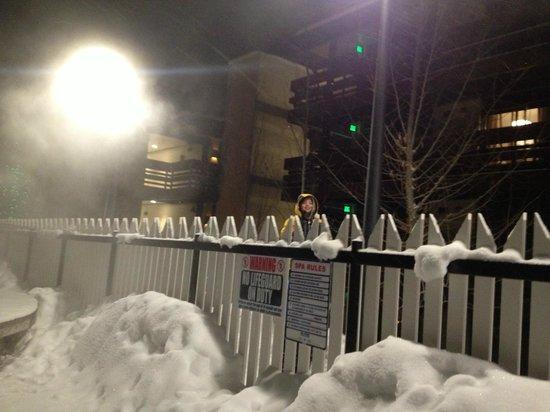 Wildwood Snowmass: patio