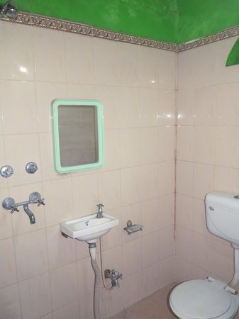 Mangla Guest House: bath room3