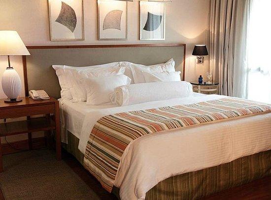 George V Alto de Pinheiros Hotel: Interior