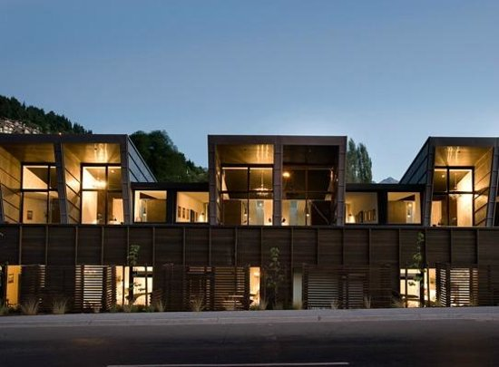 Queenstown Park Boutique Hotel: Exterior