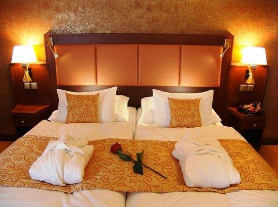 Hotel Kaskady: Interior