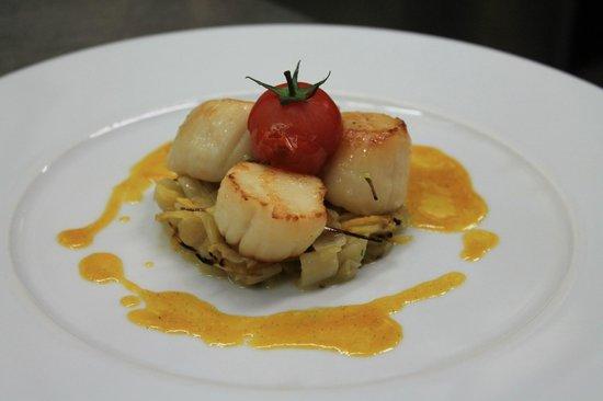 Hotel Restaurant de la Mer