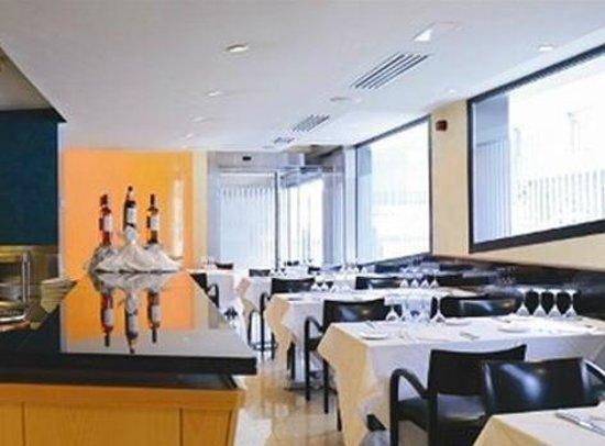 Font D'Argent Hotel: Restaurant