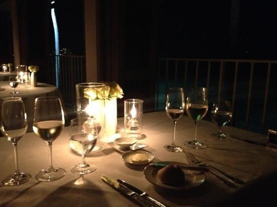 Halekulani Hotel: ラ・メールでディナー