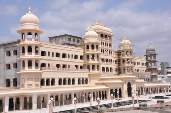 Nathdwara, India: Temple Extension Phase I