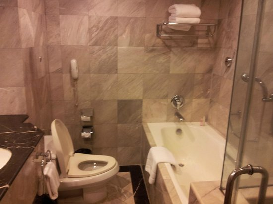 President Solitaire Hotel & Spa: bathroom