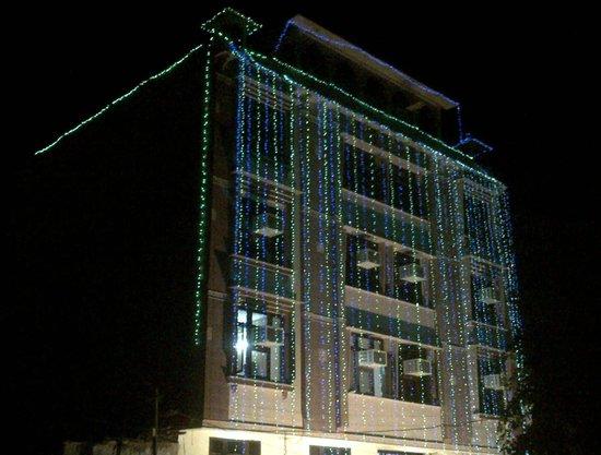 Hotel Ramsingh Palace: facade