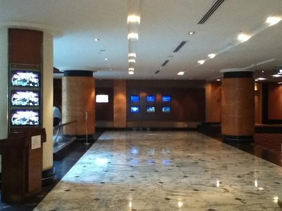 Concorde Hotel Kuala Lumpur: Vista del lobby