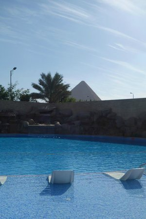 Le Meridien Pyramids Hotel & Spa: Pool :)