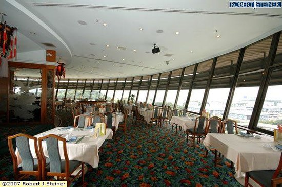 Prima Tower Revolving Restaurant Review