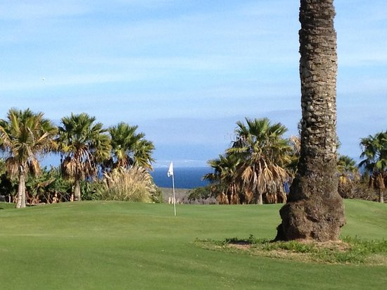 Tecina Golf: Just a joy to play here.