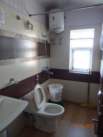 Golden Heights Enclave: Bathroom - Room no - 503