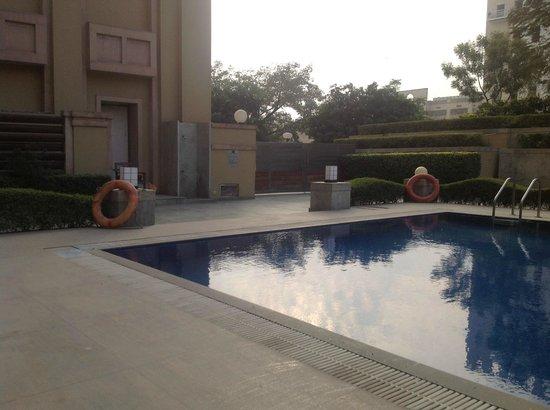 The Metropolitan Hotel & Spa: Pool area