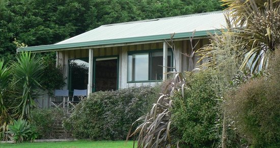 Mill Ridge Secluded Cottages: Fale Cottage