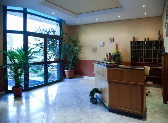 Hotel Venere : HALL