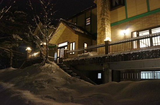 Seventh Heaven Hakuba : Outside front
