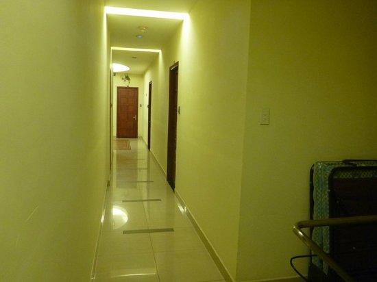 Phuoc Loc Tho 2 Hotel: 廊下