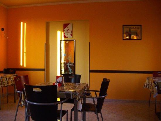 Hotel Galata : Salle à manger pour petit dej