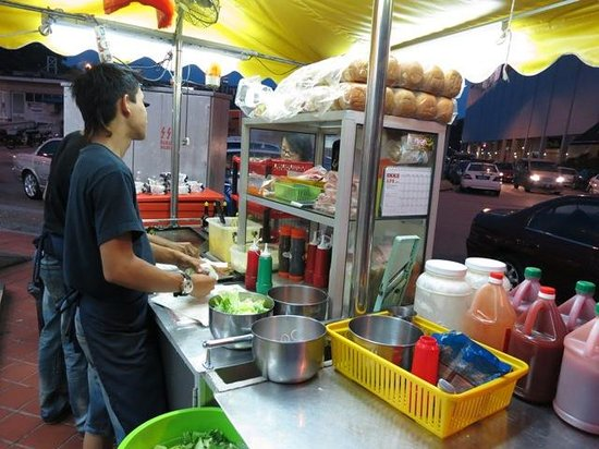 Foto de Ramly Burger Stall