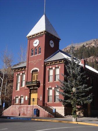 New Sheridan Hotel: Telluride Town Hall