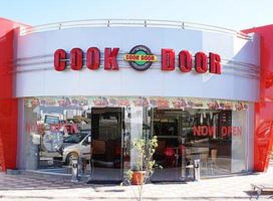 Cook door cairo restaurant reviews photos for 16999 cook door