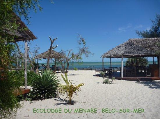 Ecolodge du Menabe: Ecolodge en bord de mer