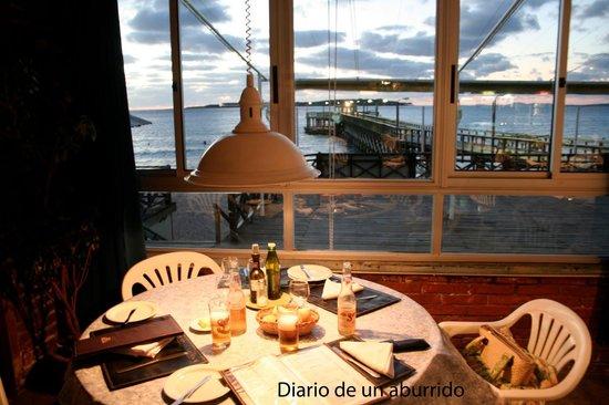 Cantina del Club de Pesca