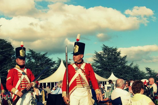 Ragley Hall, Park and Gardens: Battle of the Proms