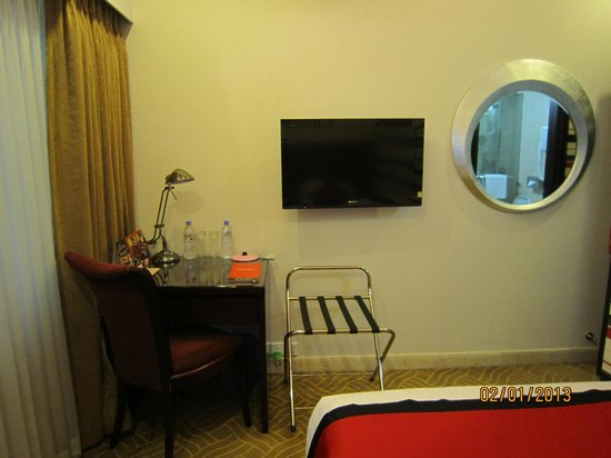 Innotel Baton Rouge : A portion of the Single Deluxe room