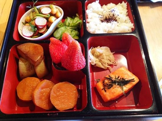 Chado-The Way of Tea: yummy bento box