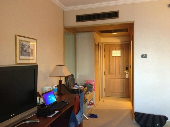 Arnoma Grand Bangkok: deluxe room 1818 - nice & spacious