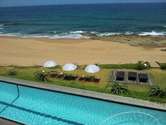 Canelands Beach Club and Spa: Pool and Beach
