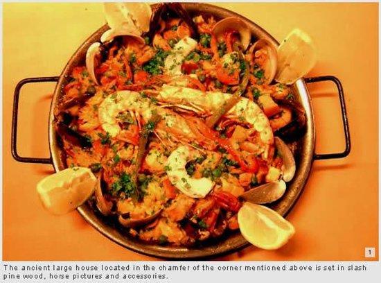 Matungo: Paella