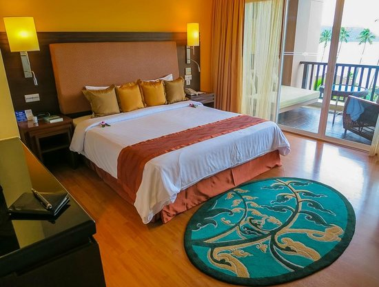 Pullman Phuket Panwa Beach Resort: Room/bed