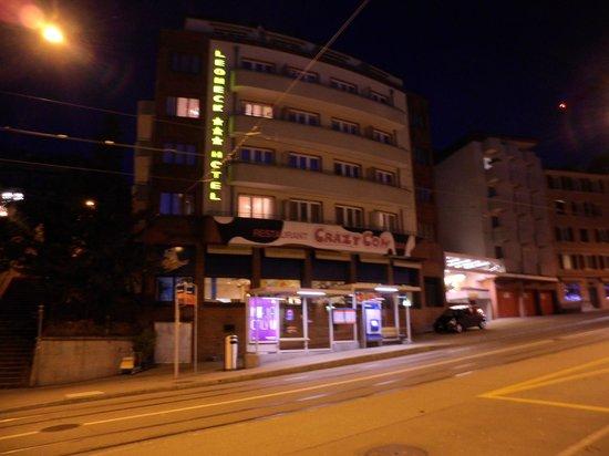 Leoneck Swiss Hotel: Esterno Hotel