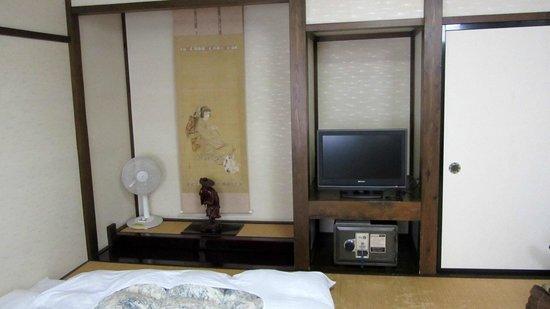 Ryokan Murayama: Room