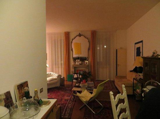 B&B La Stradetta: Il salone
