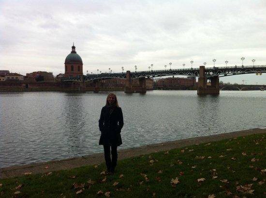 Novotel Toulouse Centre Compans Caffarelli : Pont Saint Pierre- Toulouse