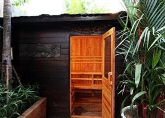 Singha Montra Lanna Boutique Style: Sauna