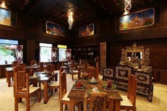 Singha Montra Lanna Boutique Style: Restaurant