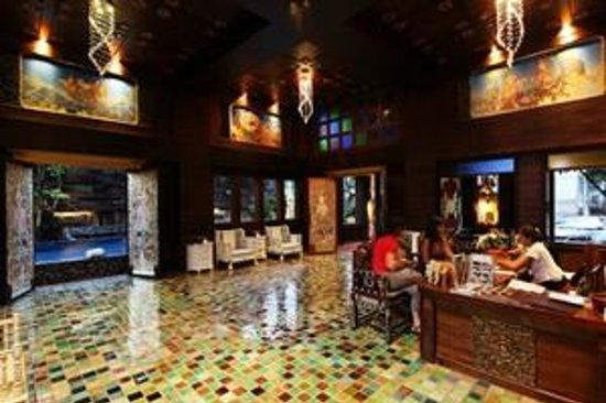Singha Montra Lanna Boutique Style: Hotel Lobby