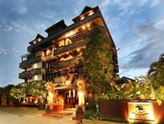 Singha Montra Lanna Boutique Style: Hotel Building