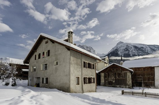 B&B Bun di Scuol - Winter