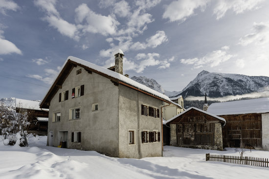 B&B Bun di Scuol: getlstd_property_photo