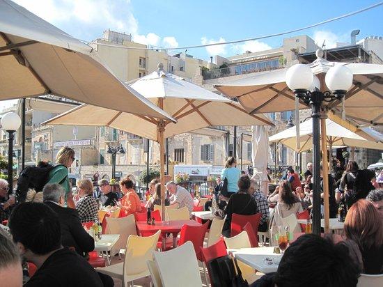 Cafe Cuba: Terrazza