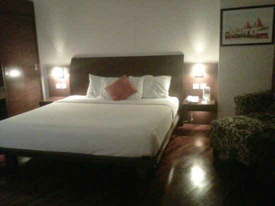 The Luxton Bandung: comfort bed
